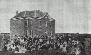 Lawson School 1886