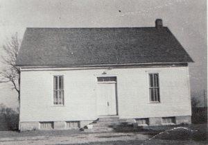 Old Union Church 1902