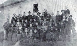 Singing Class at Old Union