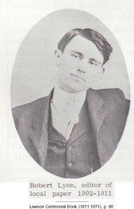 Robert Lyon