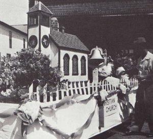 Christian Church Float