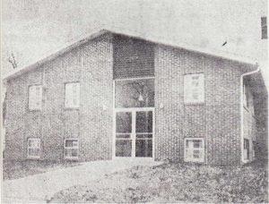 Presbyterian Church Educational Wing